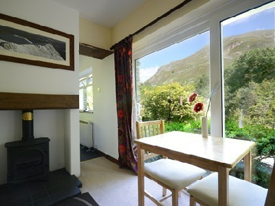 Living Room of Our Patterdale Cottage